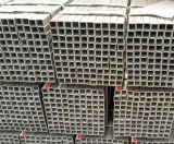Galvaniseerde zink Met een laag bedekte ASTM A500 Gr. B Vierkant Buizenstelsel met Goede Oppervlakte