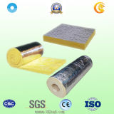Foil de alumínio Rock Wool Slab para Thermal Insulation Material
