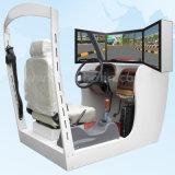 2017 más nuevo estilo de la pantalla Finlandia tres Vehículos simulador de conducción para la Escuela