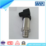 Transmetteur de pression en forme de crayon de l'acier inoxydable 4-20mA/1-5V avec l'Afficheur LED pour l'option