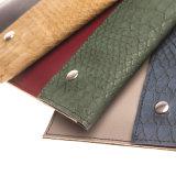 2017의 새로운 본래 디자인 색안경 Eyewear 뱀 패턴 PU 승진으로 연약한 상자 핸드백
