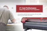 impressora solvente da alta velocidade de 3.2m com a cabeça de impressão de Konica 512ilnb 30pl