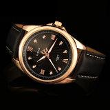 Wristwatch роскошного вахты дела людей шкалы диаманта H325 водоустойчивый для людей