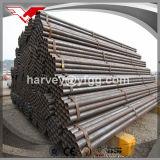 Aço de ERW 24 tubulações de aço da polegada