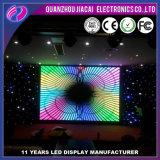Armadietto di esposizione dell'interno del LED di alta qualità P2.5 per affitto