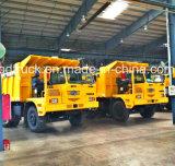 Carro de descargador de la explotación minera de la marca de fábrica 6*4 de Sinotruk POWSUN