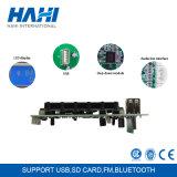 Verstärker-Vorstand Bluetooth MP3 Leiterplatte-Unterstützungs-USB-statischer Ableiter FM Bluetooth 5V/12V