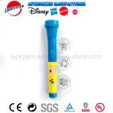 子供の昇進のための熱い販売プロジェクタートーチのプラスチック電子おもちゃ