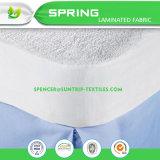 Protetor impermeável do colchão, tampa Hypoallergenic do colchão da almofada do colchão, qualidade & Vinil-Livre superiores (gêmeo)