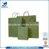 カラークラフト紙袋の一致