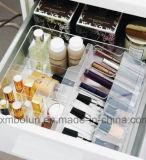 Vertoning van de Bevordering van de Fabrikant van China de Gouden Bevordering Gepersonaliseerde Acryl Kosmetische