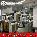 Zentrales Drum 8 Colors Rotary Flexo Printing Machine (Changhong Marke)