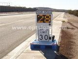 Signes de clignotement de vitesse limite de Digitals de signe de zone d'école de DEL