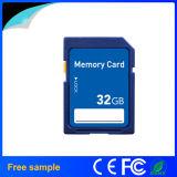 Carte mémoire sd à grande vitesse d'OEM Class10 32GB