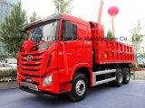 Tipper de China Sichuan Hyundai Trago Xcient/caminhão de descarga