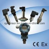 Sensor piezoeléctrico da pressão da placa lisa/sensores sanitários diafragma nivelado