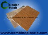 Feuille en plastique de mousse de PVC de matériaux de construction pour des meubles