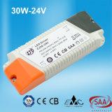 30W 12V konstante Stromversorgung der Spannungs-LED mit Cer