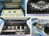 trituradora plástica de la botella 7.5kw con el certificado del CE