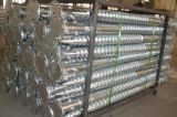 Vis au sol en acier galvanisée pour la pile solaire de vis de support et de terre