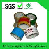 BOPP cinta de embalaje caja de acrílico logotipo OEM personalizado impreso Claro cinta / cinta de OPP
