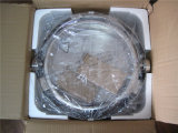Ссаживая тарелка с крышкой крена для держать еду теплым. (GRT-ZC203)
