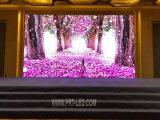 Visualizzazione di LED dell'interno di P4.8 HD video con il comitato di fusione sotto pressione
