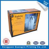 Бумажная картонная коробка для упаковывать игрушки привидения