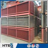 Preaquecedor da câmara de ar Finned de aço de carbono H do cambista de calor para a caldeira industrial