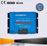 contrôleur solaire bleu 70A de charge de système Fangpusun MPPT150/70 TR 12V 24V 36V 48V MPPT du panneau solaire 4000W avec du ce RoHS