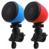 Haut-parleur sans fil antichoc imperméable à l'eau extérieur de musique de bicyclette de haut-parleur de Bluetooth de support de vélo