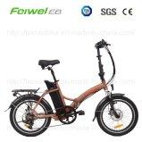 E-Bici plegable 36V con el acceso del USB (TDN11Z)