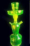 Glas-Wasser-Rohr-Inhalt des Hb-König-Borosilicat für Tabak-RauchenHuka-Glaspfeifen