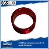 CNC de alumínio de Bush da precisão que faz à máquina o fornecedor de China