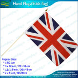 Mão que acena a mini bandeira de país (NF01F02026)