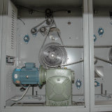 Machine repassante Flatwork industriel Ironer de blanchisserie complètement automatique de quatre rouleaux