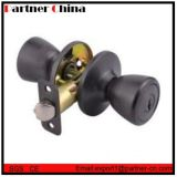 Steel di acciaio inossidabile Tubular Knob Lock (5761PB-ET)