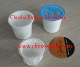 Rotary Tipo de la taza de café en polvo de llenado y sellado de la máquina (KIS900)