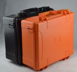 Maleta de ferramentas impermeável do equipamento das caixas plásticas da caixa do trole do fabricante de China