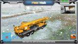 Simulador de Training&Examination do guindaste do caminhão