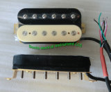 Recolección al por mayor de la guitarra de Humbucker de la cebra de la aleación de acero 5