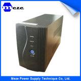 500va 컴퓨터를 위한 소형 UPS 12V 전지 효력 온라인 UPS