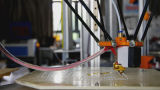 Máquina de la impresora del surtidor 3D de China para la venta