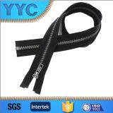 Yyc Plastikreißverschluss-grosser Zahn-Reißverschluss mit kundenspezifischem Schweber
