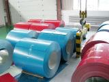 PPGI rote Farbe beschichtete Stahlring
