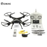 Eachine E30W WiFi Fpv с 720p RTF RC режима RC Quadcopter камеры 2.4G 4CH 6-Axle безглавым Toys Mode2