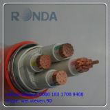10 millimètres carrés d'incendie de câble électrique mou à un noyau d'épreuve