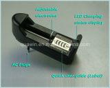Одиночный заряжатель батареи шлица 18650