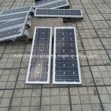 Luz de calle solar del máximo coste del funcionamiento 60W LED del más nuevo diseño
