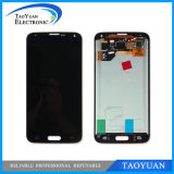 Экран LCD для экрана галактики S5 LCD Samsung, для цифрователя S5 I9600 G900 LCD